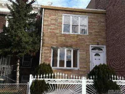 Multi Family Home Sold: 91-57 87 Street