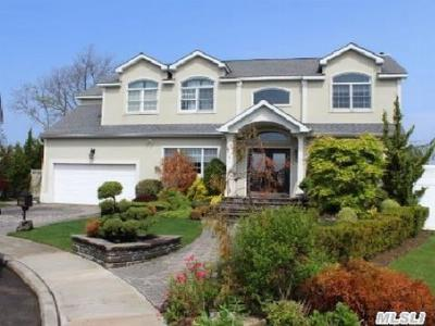 Oceanside NY Single Family Home For Sale: $832,000
