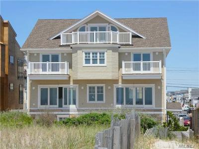 Lido Beach, Long Beach Single Family Home For Sale: 859 Oceanfront