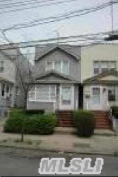 Single Family Home For Sale: 91-37 89 St