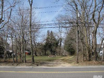 Pt.jefferson Sta Residential Lots & Land For Sale: 376 Terryville Rd
