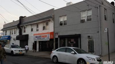Commercial Sold: 217-21 Jamaica Ave
