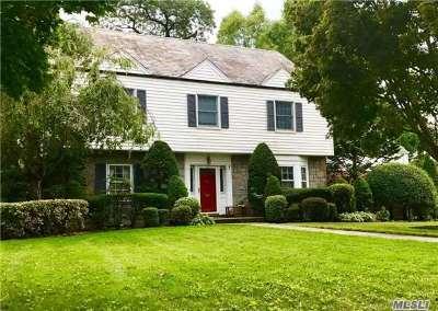 Rockville Centre Single Family Home For Sale: 10 Dogwood Ln