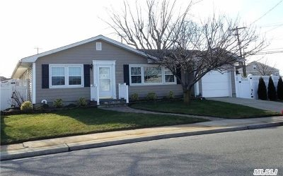 Oceanside NY Single Family Home Sold: $415,000