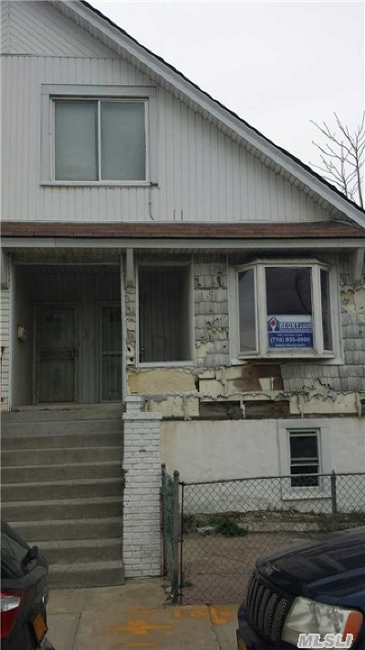 Far Rockaway NY Multi Family Home Sold: $185,000