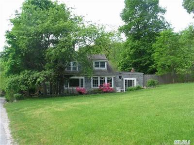 Setauket Single Family Home For Sale: 18 Lake St