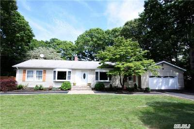 Single Family Home Under Contract: 129 Crystal Brook Ho Rd