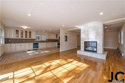 Long Beach Single Family Home For Sale: 301 Roosevelt Blvd