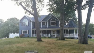 Nesconset Single Family Home For Sale: 60 Steuben Blvd