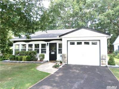 Single Family Home Closed: 186 Canterbury Dr