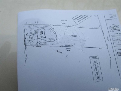 Middle Island Residential Lots & Land For Sale: Lot 89 W Bartlett Rd