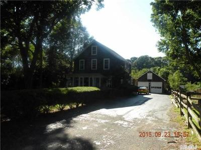 St. James Single Family Home For Sale: 160 Mills Pond Rd