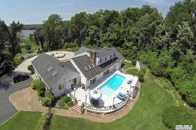 Nissequogue Single Family Home For Sale: 3 Whisper Hill