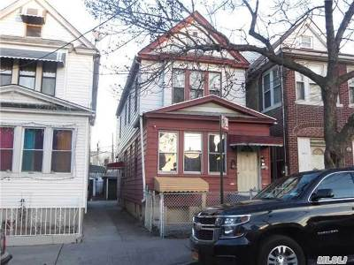 Multi Family Home For Sale: 32-39 95th St