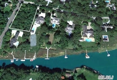 Quogue Residential Lots & Land For Sale: 2 Stone Ln