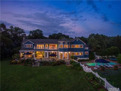 Great Neck Single Family Home For Sale: 1 Shore Dr