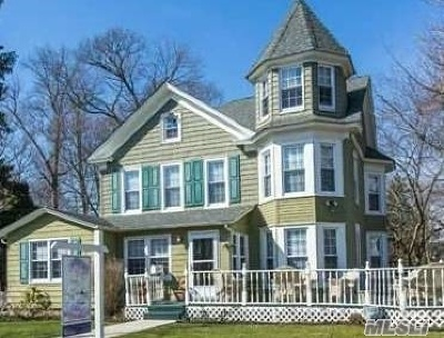 Single Family Home Sold: 72 Foster Ave