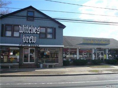 W. Hempstead Commercial For Sale: 311 Hempstead Tpke