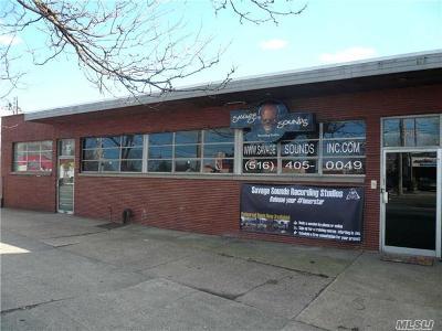 W. Hempstead Commercial For Sale: 337-343 Hempstead Tpke