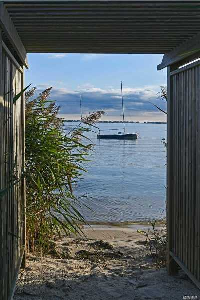 Remsenburg Single Family Home For Sale: 7 Yacht Club
