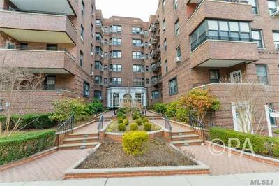 Co-op Sold: 69-40 Yellowstone Blvd #108