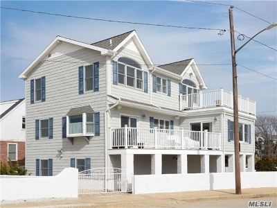 Point Lookout Single Family Home For Sale: 143 Freeport Ave