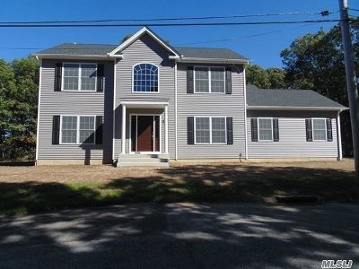 Holtsville Single Family Home For Sale: Lot #3 Blue Point Rd