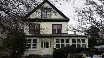 Cedarhurst Multi Family Home For Sale: 434 Bayview Ave