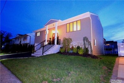 Oceanside NY Single Family Home Sold: $649,000
