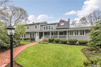 Port Jefferson Single Family Home For Sale: 4 Westview Ave