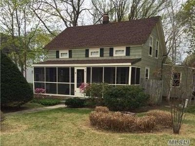 Single Family Home Sold: 172 Lincoln Ave