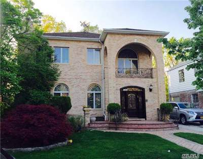 Forest Hills Single Family Home For Sale: 108-35 66th Rd