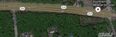 Shoreham Residential Lots & Land For Sale: Route 25a
