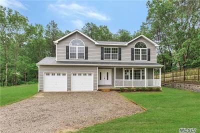 Farmingville Single Family Home For Sale: 10 Gregory Ct