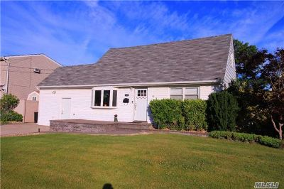Oceanside NY Single Family Home Sold: $449,000
