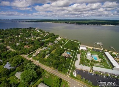 Hampton Bays Residential Lots & Land For Sale: 54 Rampasture Rd