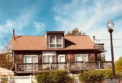 Babylon Single Family Home For Sale: 431 Fire Island Ave