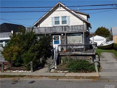 Babylon Single Family Home For Sale: 447 Fire Island Ave