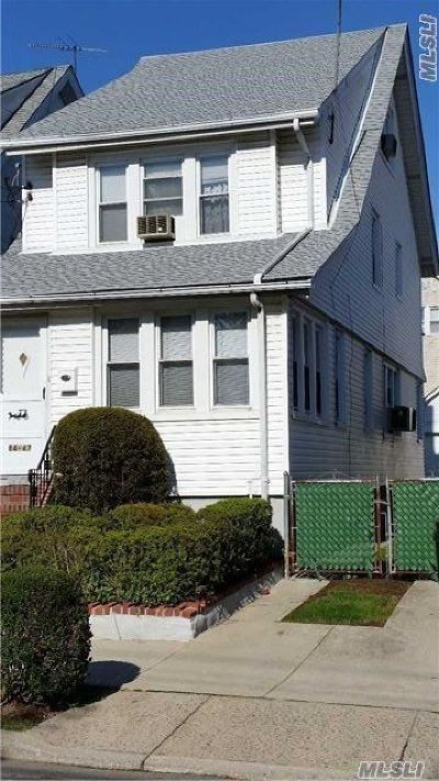 Single Family Home Sold: 84-47 123rd St