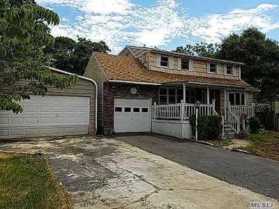 Centereach Single Family Home For Sale: 120 Avondale Dr