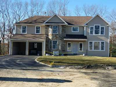 Smithtown Single Family Home For Sale: 1 Pine Acre Ct. Dr