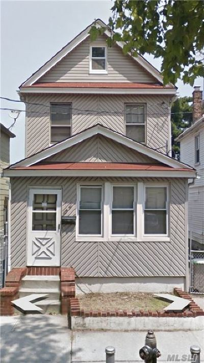 Single Family Home Sold: 104-41 165th St