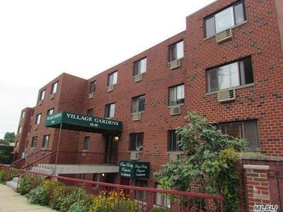 Middle Village Condo/Townhouse For Sale: 66-60 80th St #109