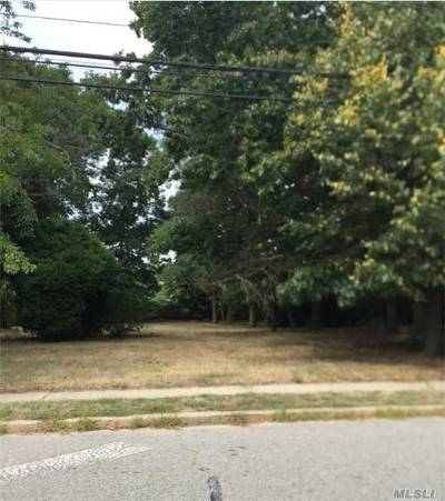 Bay Shore Residential Lots & Land For Sale: Union Blvd