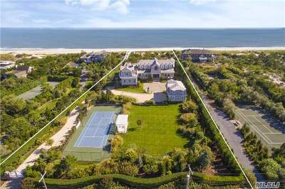 Single Family Home For Sale: 124 Dune Rd