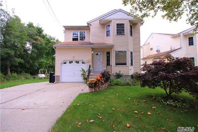 Lynbrook NY Single Family Home Sale Pending: $439,000