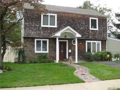 Bellmore Single Family Home For Sale: 12 Brook Pl