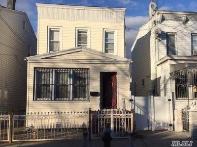 Woodhaven Single Family Home For Sale: 80-19 89th Ave