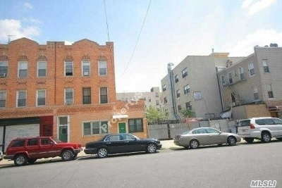 Long Island City Multi Family Home For Sale: 30-91 14th St
