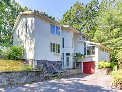 Port Jefferson Single Family Home For Sale: 84 Pine Hill Rd
